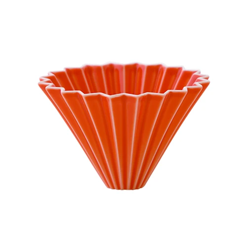 Origami dripper M - orange