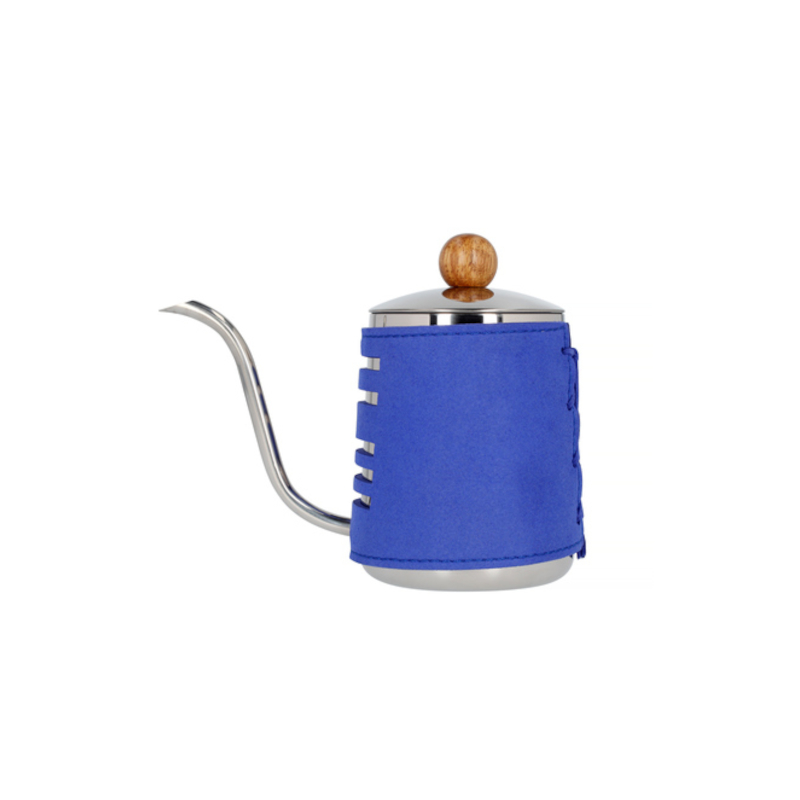 Barista Space kettle- 550 ml - blue